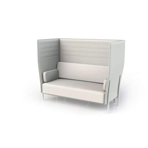 Alias eleven highback/863 2-Sitzer Sofa