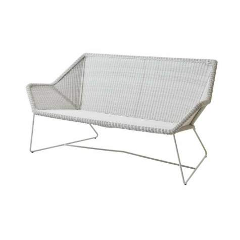 Cane-line Breeze 2-Sitzer Outdoor Loungesofa