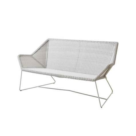 Cane-line Breeze 2-Sitzer Outdoor Loungesofa