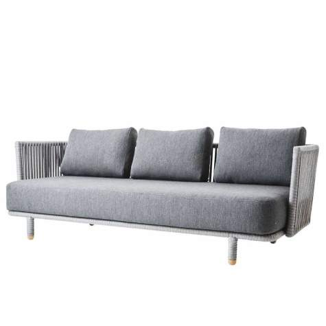 Cane-line Moments Outdoor 3-Sitzer Sofa