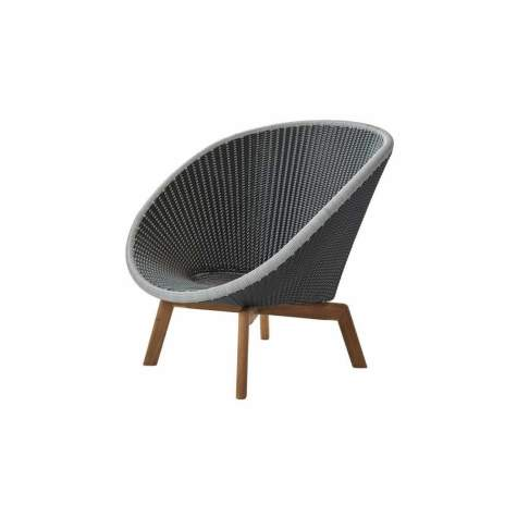 Cane-line Peacock Lounge Sessel