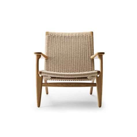 Carl Hansen CH25 Lounge Sessel