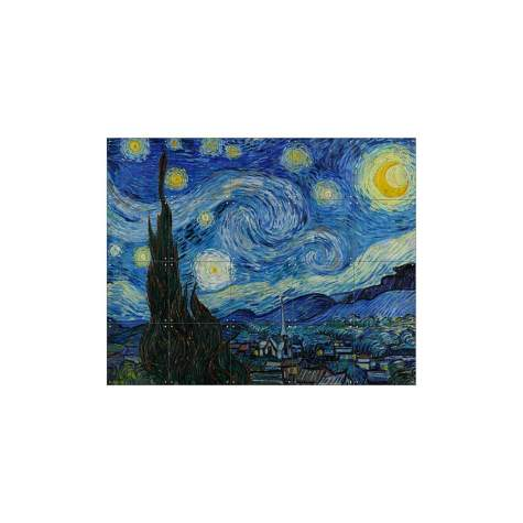 IXXI - Sternennacht - The Starry Night - Van Gogh Wanddekoration