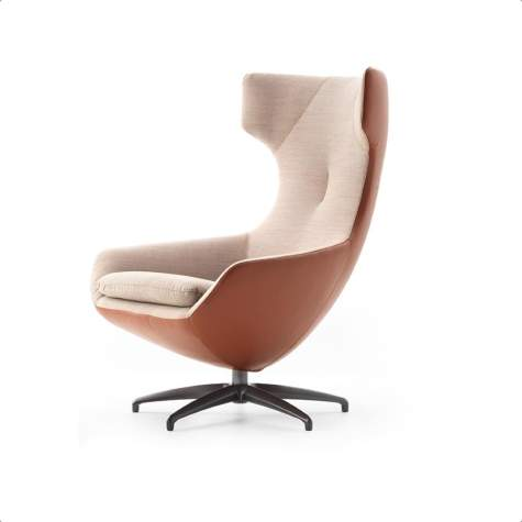 Leolux Caruzzo Lounge Sessel