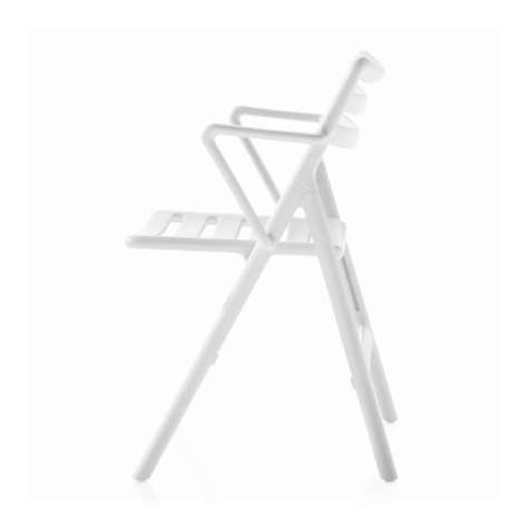 Magis Folding Air-Chair with arms Gartenstuhl