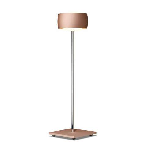 Oligo Grace LED Classics Tischleuchte Satin Copper