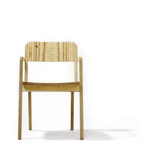 Richard Lampert Stuhl Prater Chair