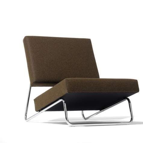 Richard Lampert Lounge Chair Hirche