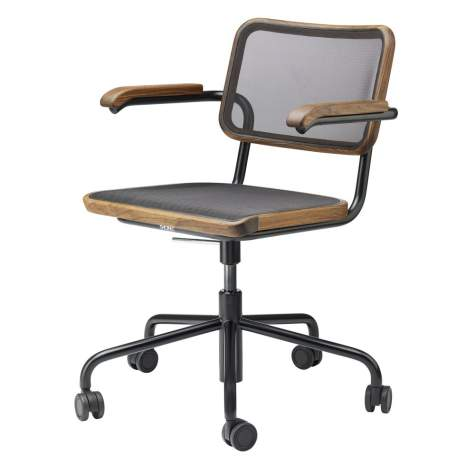 Thonet S 64 NDR Pure Materials Drehstuhl