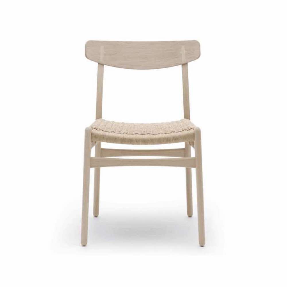 thonetshop carl hansen ch23 stuhl. Black Bedroom Furniture Sets. Home Design Ideas