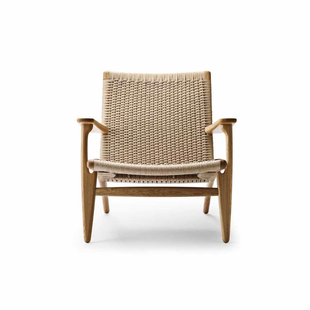 Felix Thonet Shop Carl Hansen Ch25 Lounge Sessel