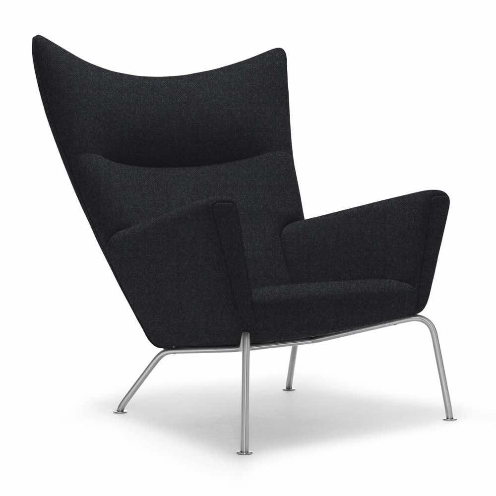 felix thonet shop carl hansen ch445 wingchair sessel. Black Bedroom Furniture Sets. Home Design Ideas