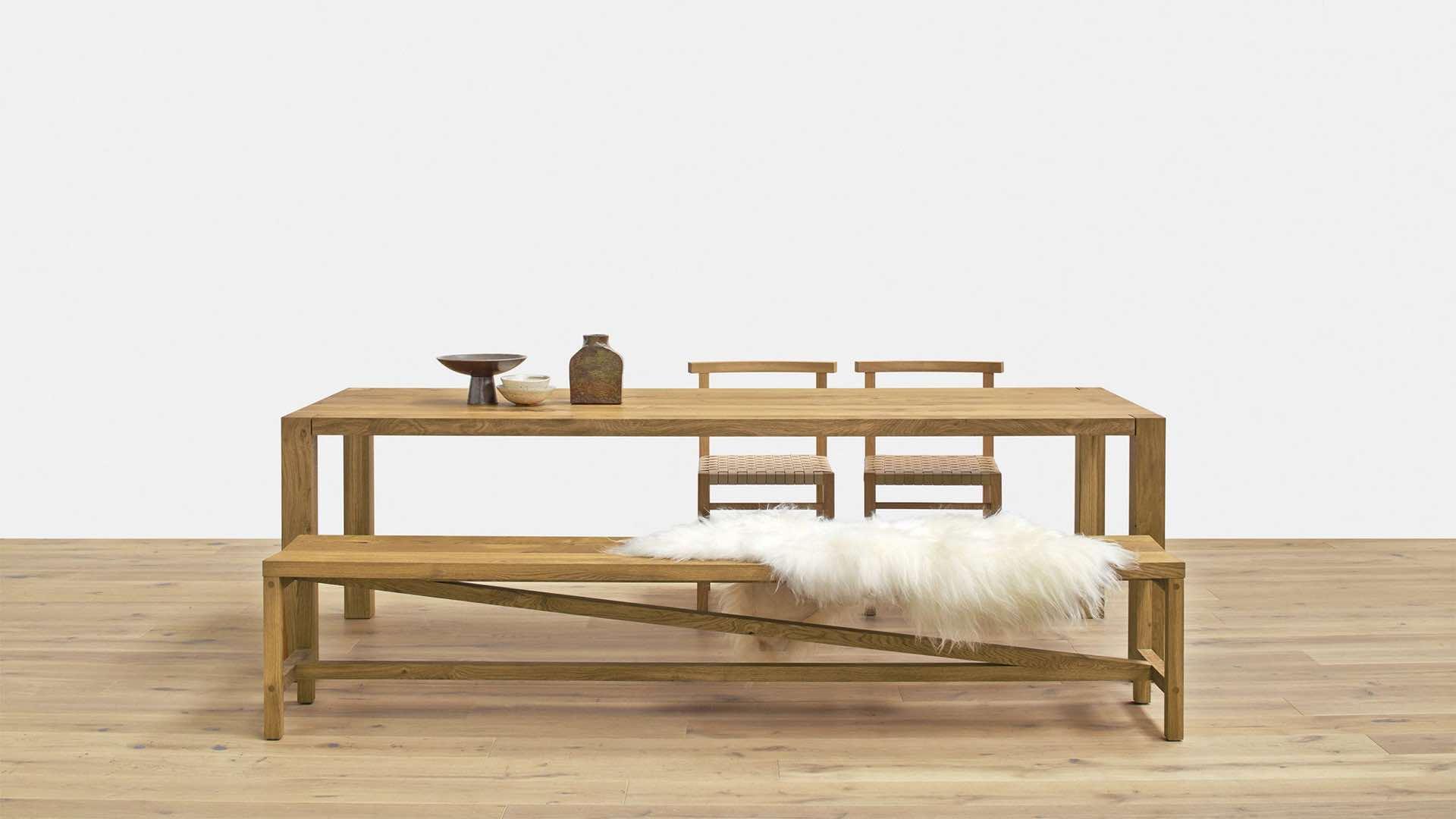 Tisch Holborn Eiche | e15 | FT | Felix Thonet Shop