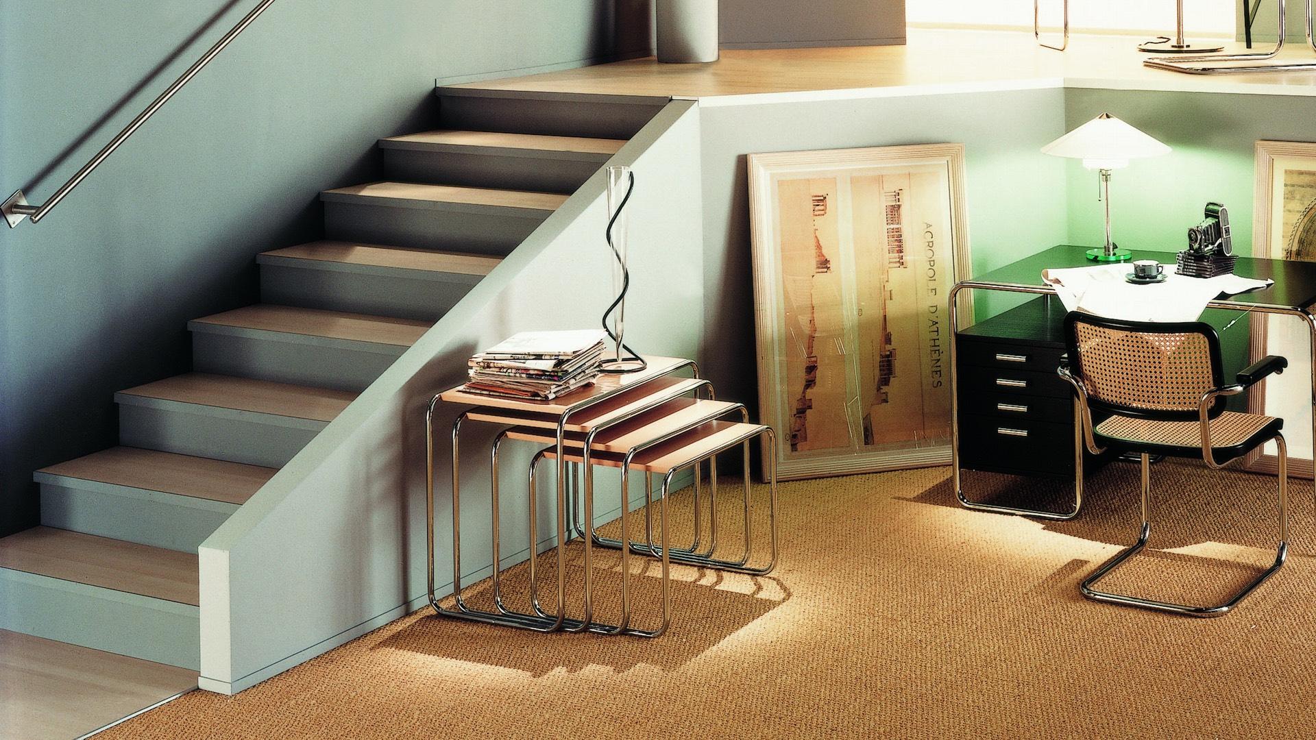 thonetshop thonet s 285 schreibtisch. Black Bedroom Furniture Sets. Home Design Ideas