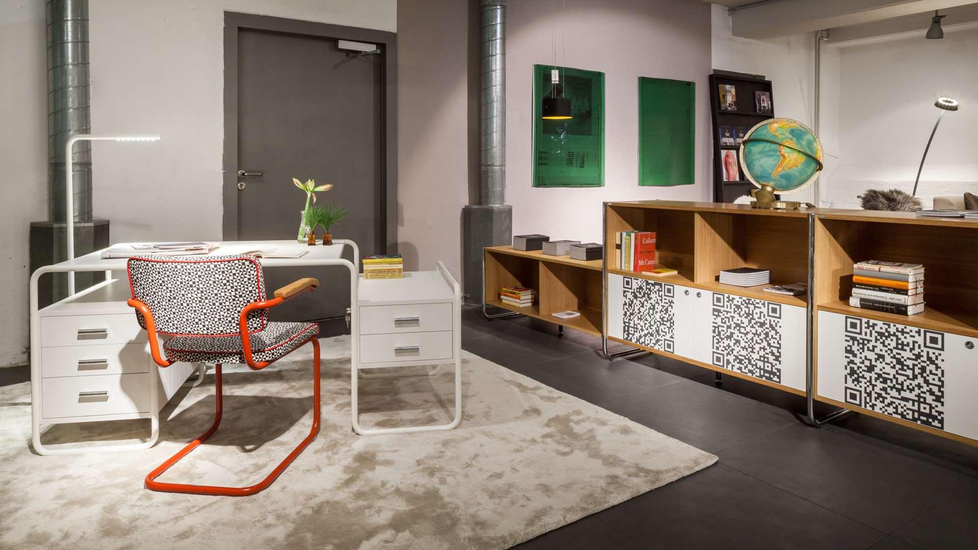 thonetshop thonet s 285 fb schreibtisch. Black Bedroom Furniture Sets. Home Design Ideas