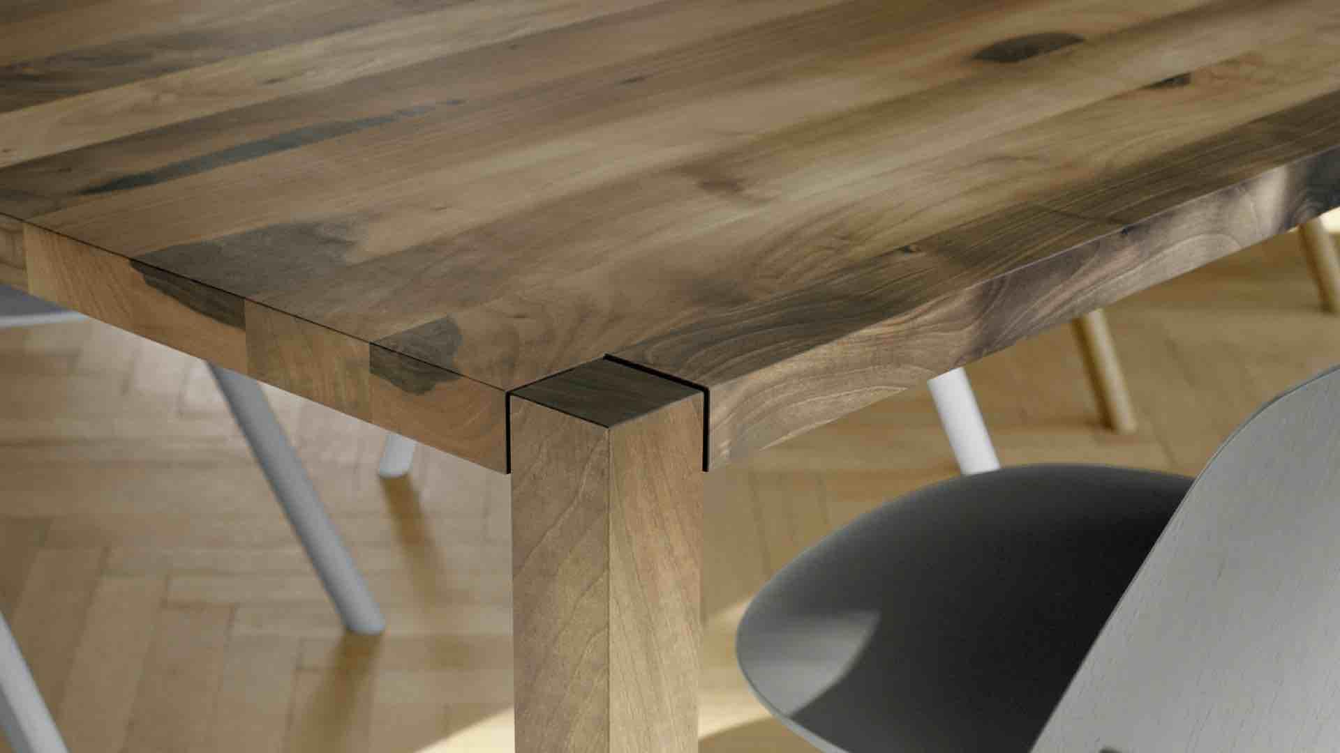 Tisch Sloane Eiche | e15 | FT | Felix Thonet Shop
