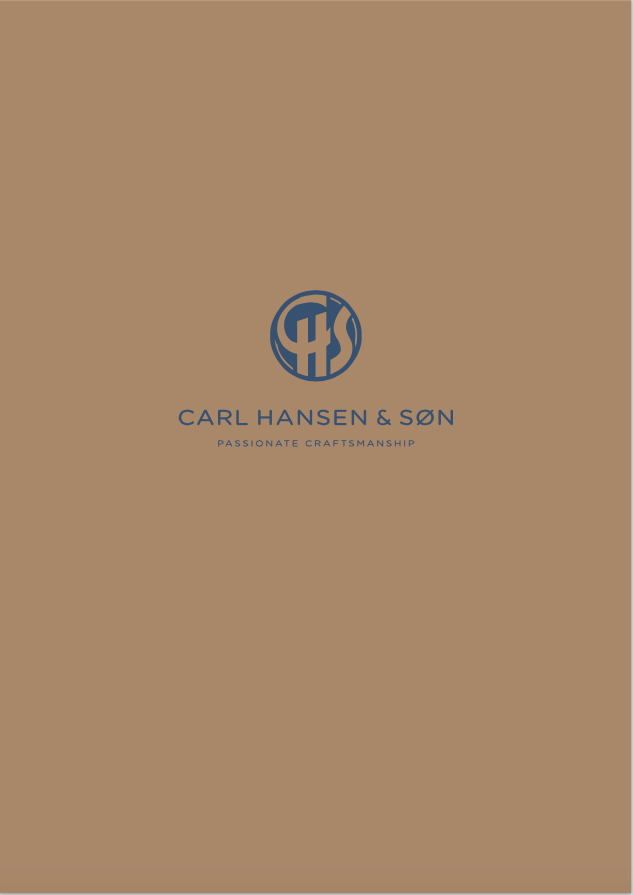 Carl Hansen and Son Main Katalog 2018