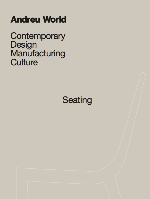 Andreu World Seating Catalogue