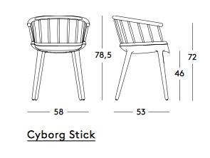 Cyborg Stick