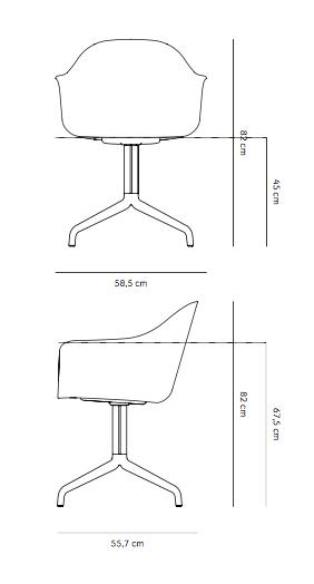 Harbour Swifel Chair
